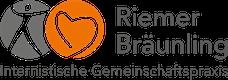 Internistische Gemeinschaftspraxis Riemer Bräunling Logo